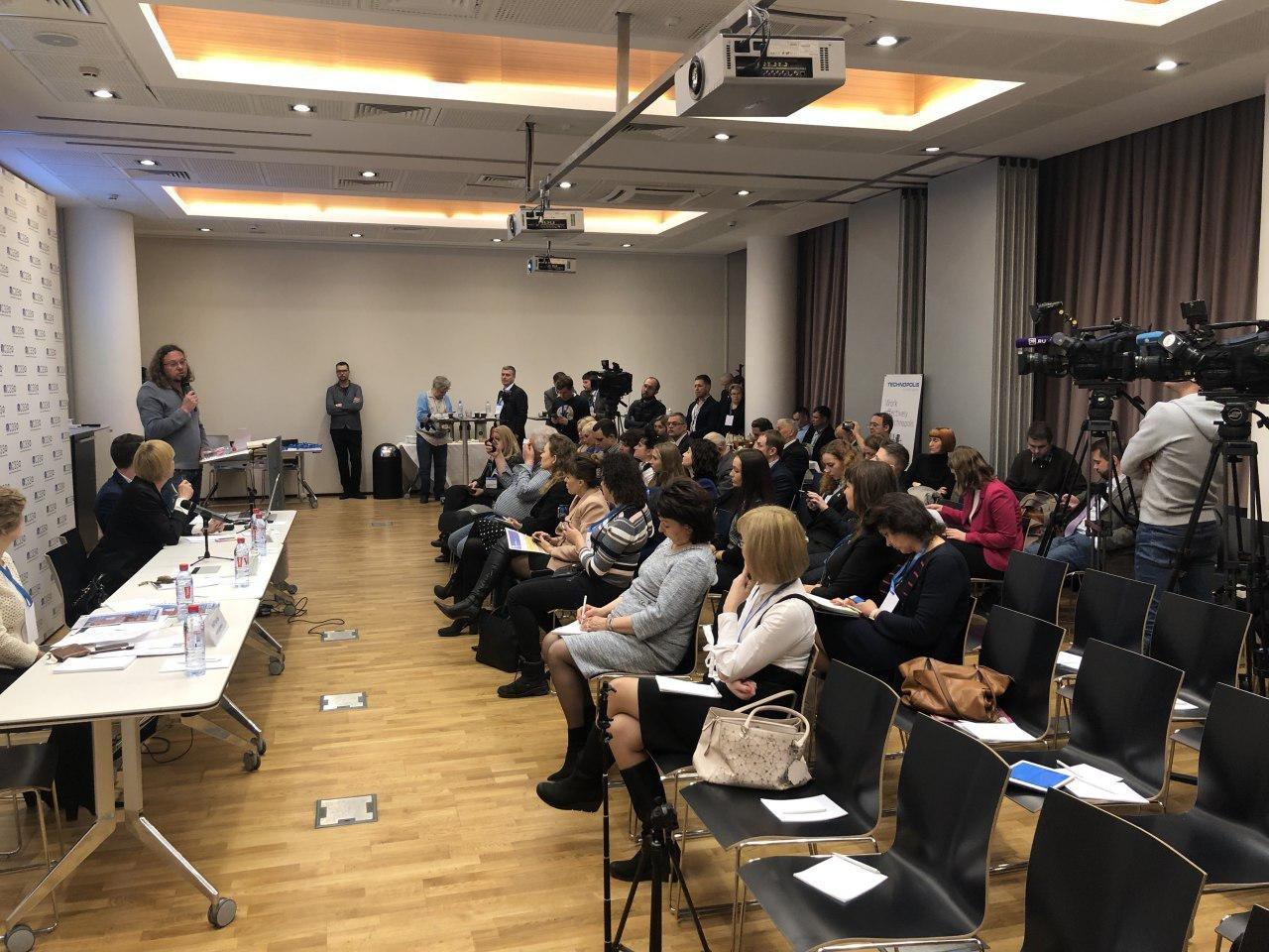 Жанна Мартынова на СЗЭФ-2018: «Единственный путь развития экономики - это экспорт»