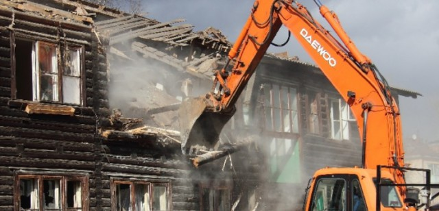Закон об изъятии жилья у россиян принят в Думе в первом чтении