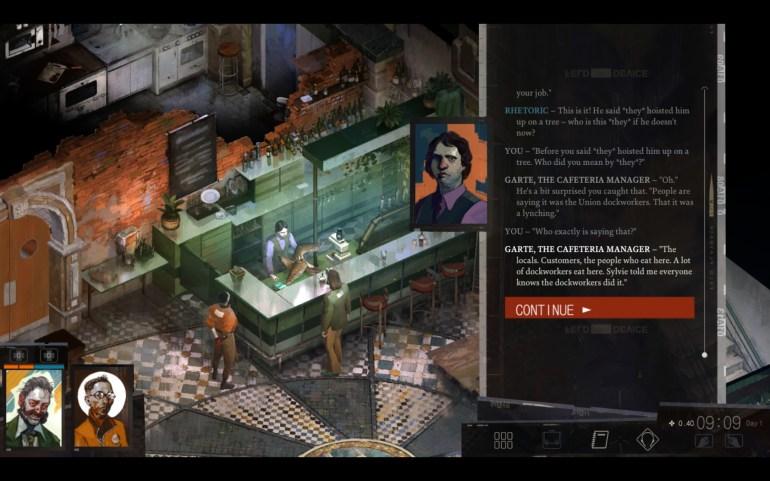 Disco Elysium: разговорная RPG disco elysium,rpg,Игры,обзоры