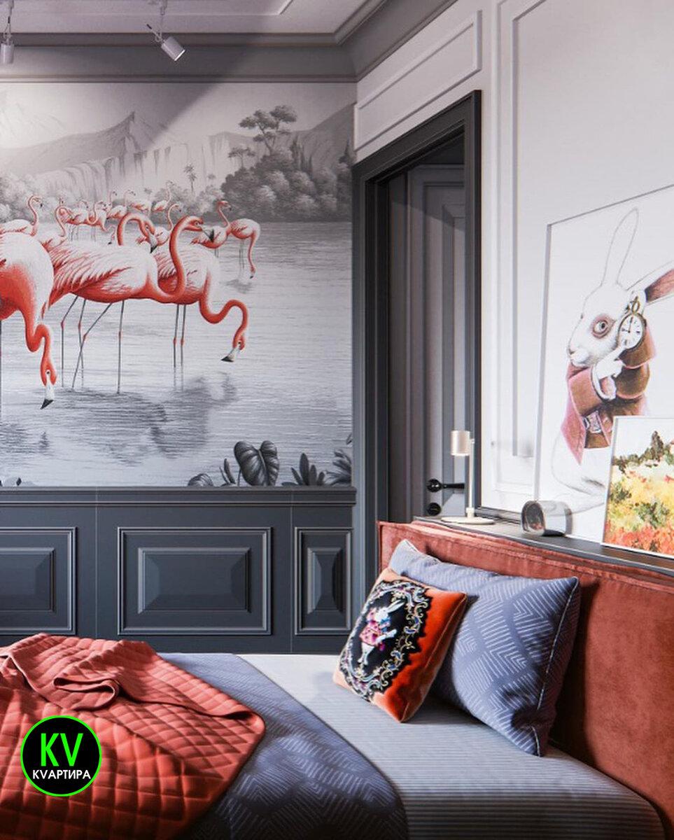 """Богатая и """"сказочная"""" детская комната в стиле """"Алиса в стране чудес"""" идеи для дома,интерьер и дизайн"""