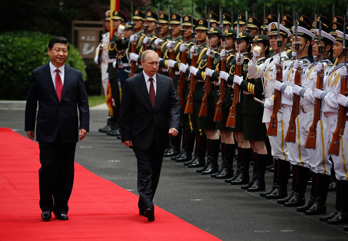 Что пишут китайцы о России и ее президенте Владимире Путине