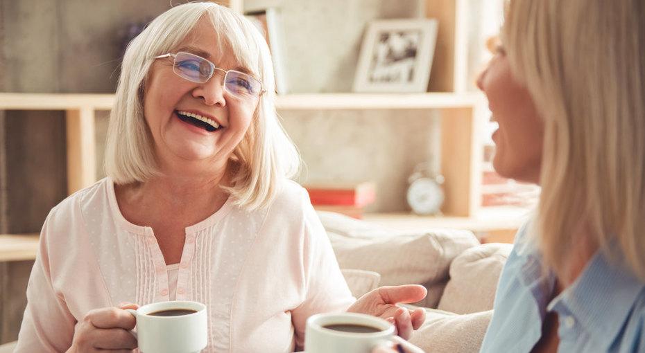 7 простых привычек, которые помогут вашей маме жить дольше