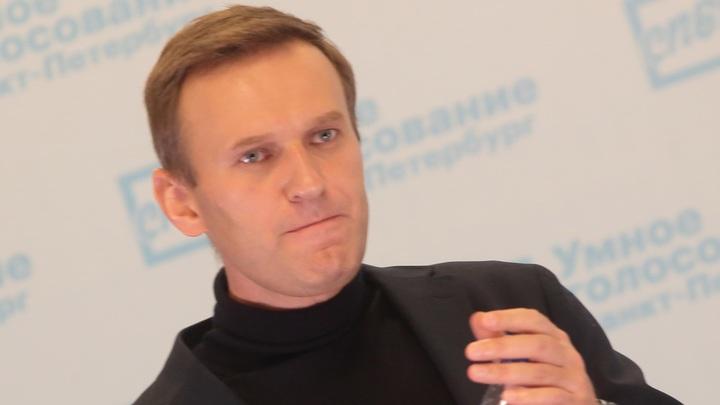 """Навальный призвал свергать власть в России насильственным путём в эфире радио """"Эхо Москвы"""" Политика"""