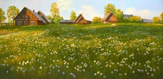 художник Виктория Левина картины – 29