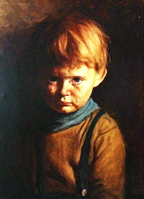 Картины, которые приносили несчастья