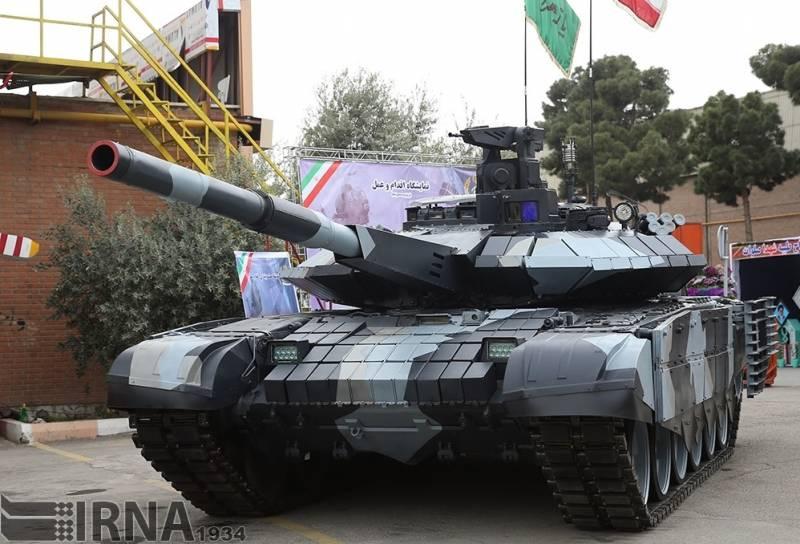 Иранский ОБТ «Каррар». Провал или успех?