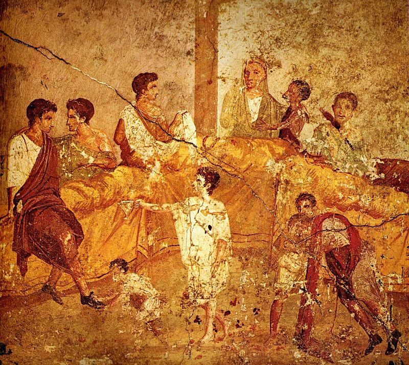 Наркоманы из Древнего Рима: галлюциногенная рыба из античности интересное,интересные факты,история,природа,туризм,ужас,факты,шок