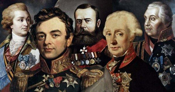 Кого вы считаете величайшим полководцем в истории? белые страницы истории