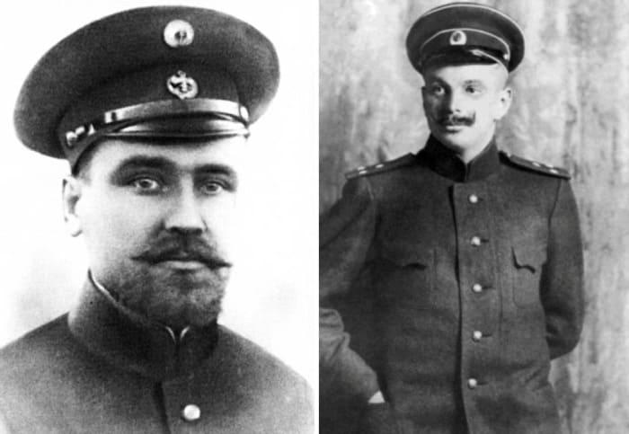 Кто был прототипом героев романа «Два капитана»