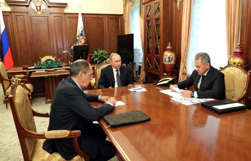 «Дипломатический десант»: Путин направил Шойгу и Лаврова в Турцию для решения ливийского вопроса Новости