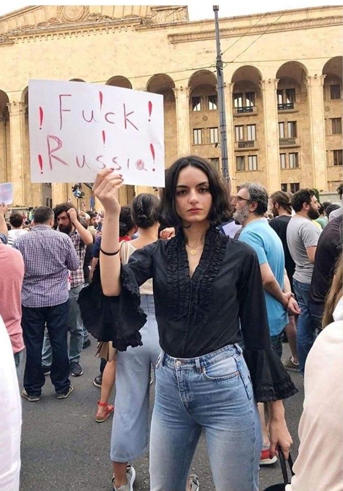 Политический гей-парад в Грузии и не только, и что с ними-такими делать?