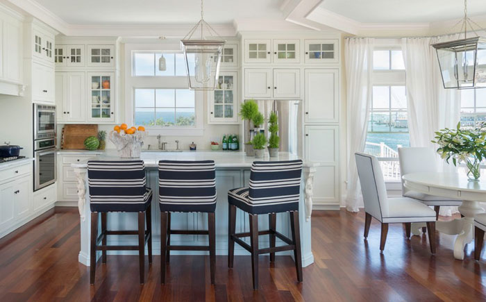 Интерьер кухни от Kate Jackson Design