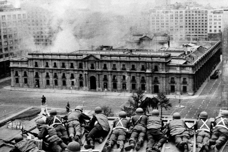 Чили: пытки и казни без возмездия
