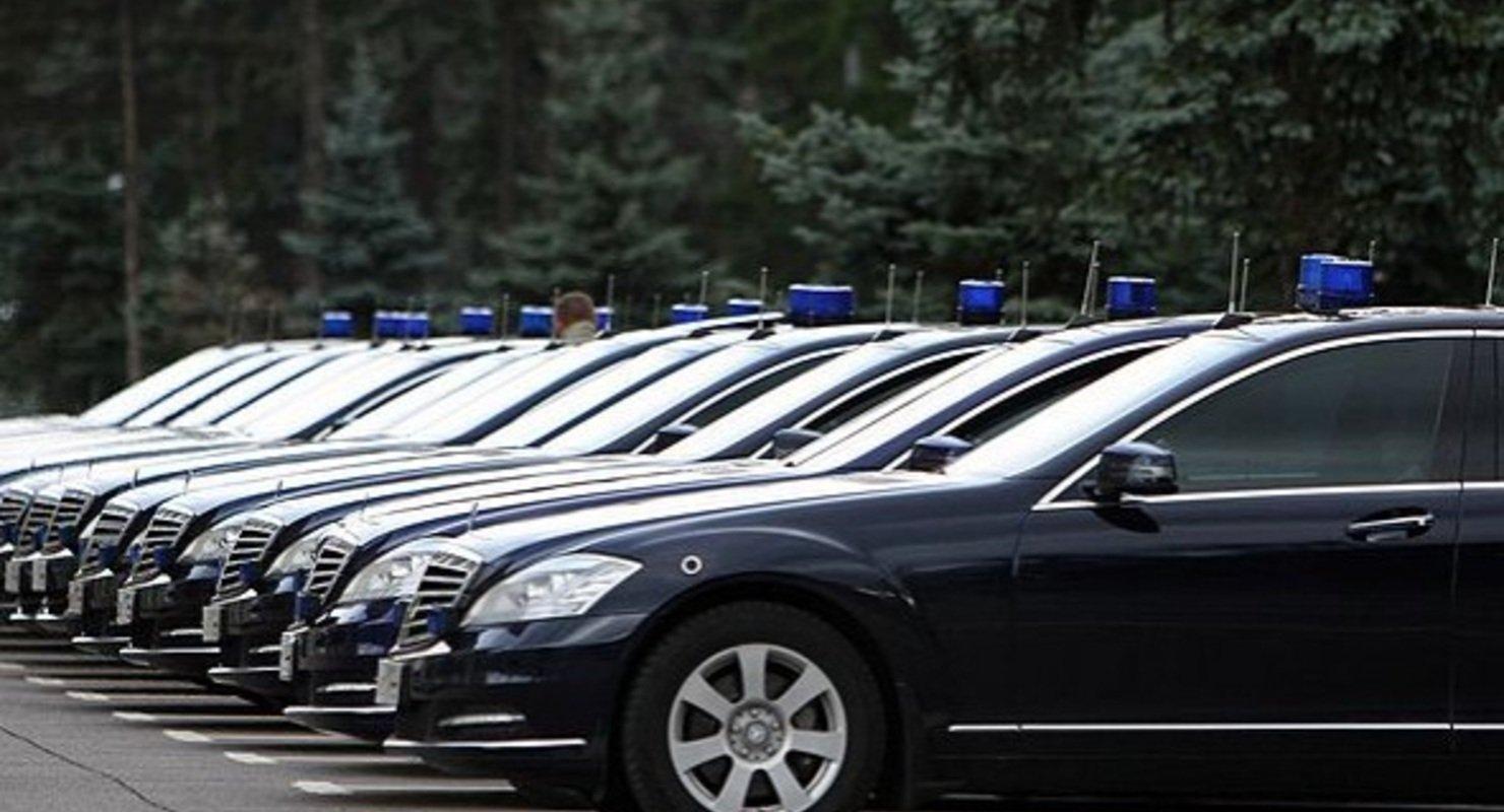 Минобороны объявило очередной тендер на приобретение автомобилей бизнес-класс Автомобили