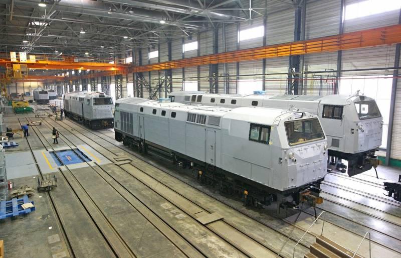 За 7 лет Украина лишилась национального вагоностроения