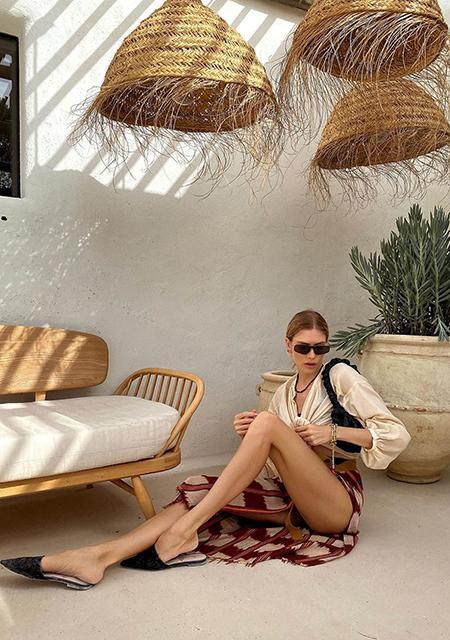 Звездный Instagram: как знаменитости проводят последний месяц лета Хроника