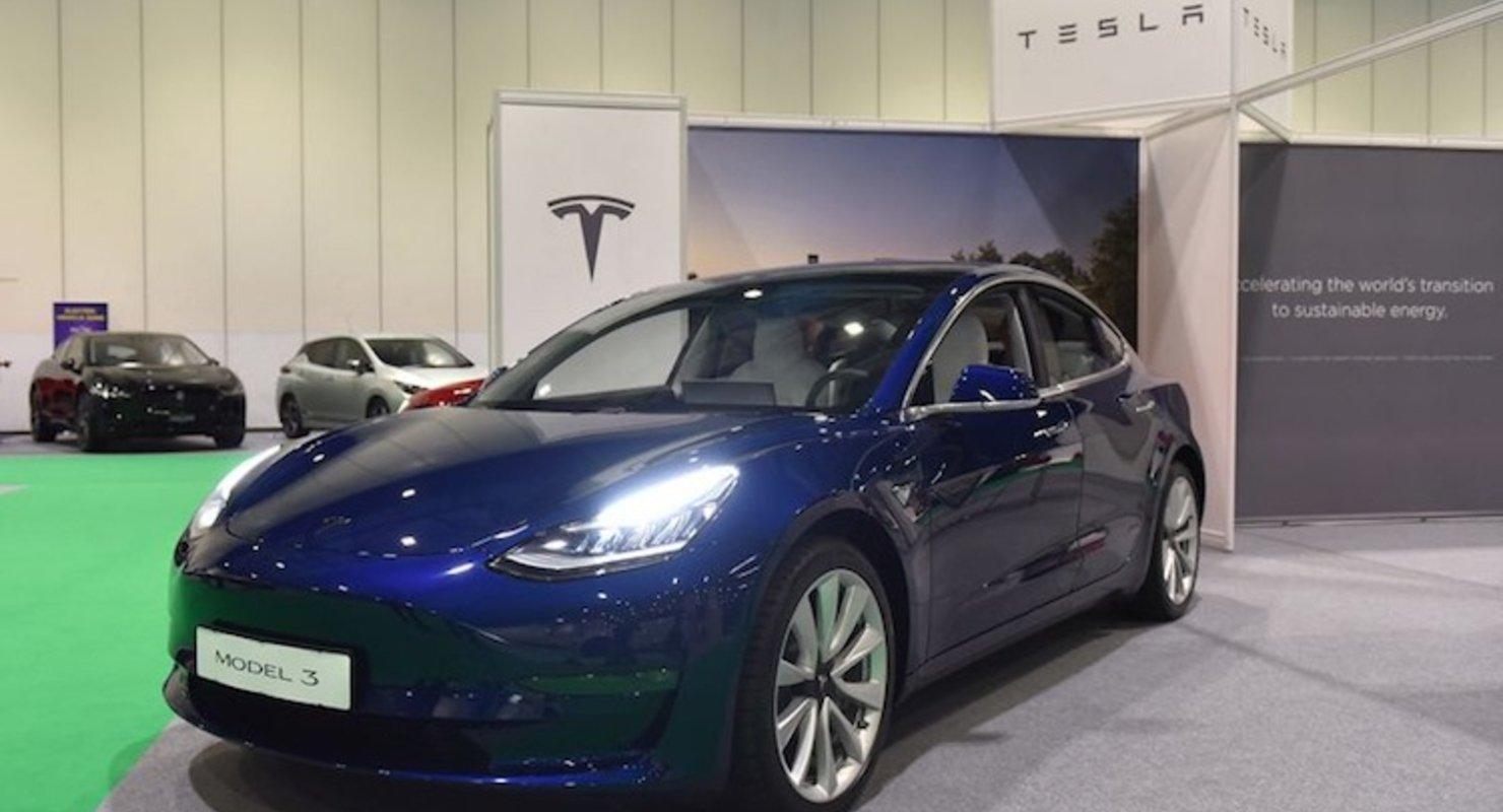Tesla столкнулась с проблемой на крупнейшем рынке Европы Автомобили