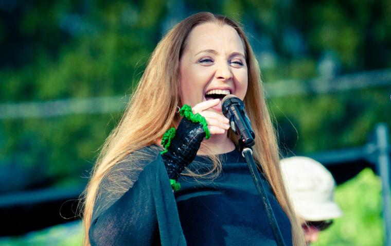Грузинская певица Нино Катамадзе отказалась от концертов в России