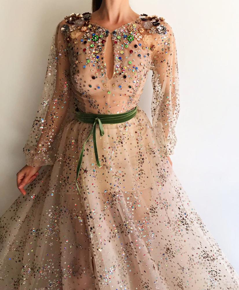 Непростой путь к мечте Теуты Матоши 20+ сказочных платьев бренда euta atoshi, фото № 24