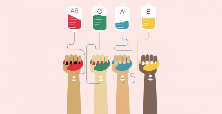 Как связаны группа крови, зд…