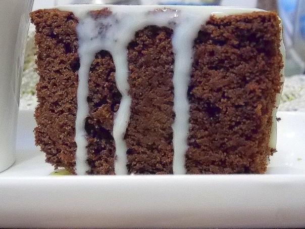 Пирог Пористый шоколад