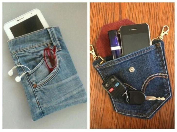 Идеи использования старых джинсов идеи и вдохновение,новая жизнь старых вещей,рукоделие