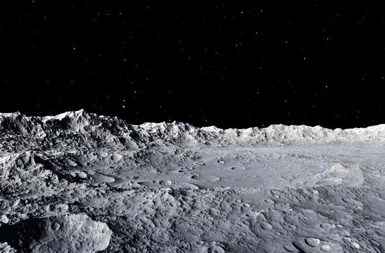 Астронавты смогут добывать на Луне воду и кислород