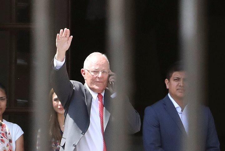 Президент Перу уходит в отставку