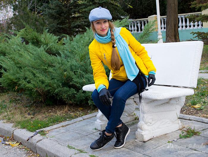 ИГОЛКА С НИТОЧКОЙ. Как сшить куртку из стёганой ткани