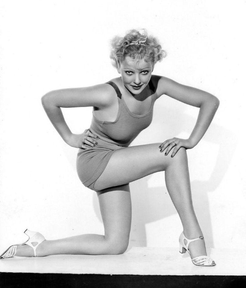 Голливудские актрисы 30-х годов