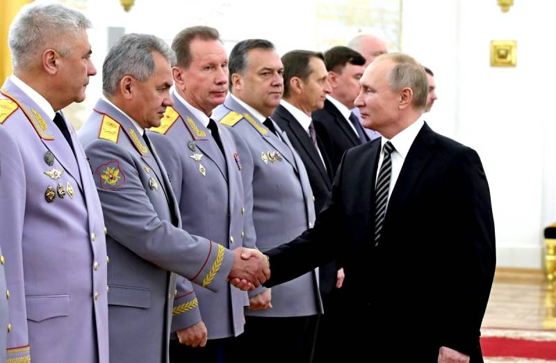 Российские силовики примут на себя основной санкционный удар Евросоюза