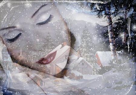 Сон в зимнюю ночь. Не Гоголь. PR