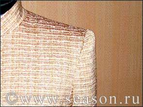 ИГОЛКА С НИТОЧКОЙ. Метод втачивания рукава в пиджак
