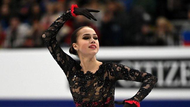 Алина Загитова побила рекорд…