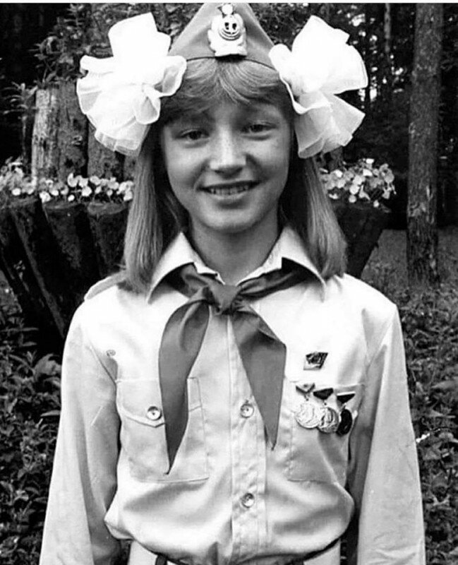 Кристина Орбакайте-Пугачева история, ретро, фото