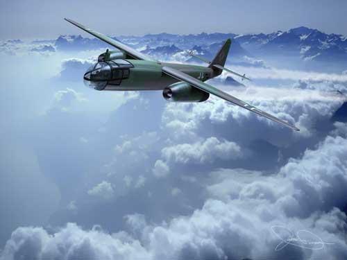Экипажи немецких реактивных самолетов ждали в Норвегии важного приказа из Берлина