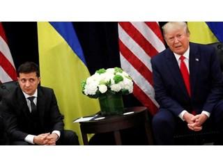 Комедия закончилась. Трамп сместил украинского президента украина