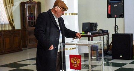 Выборы президента: вАрмении голосуют граждане России изГрузии