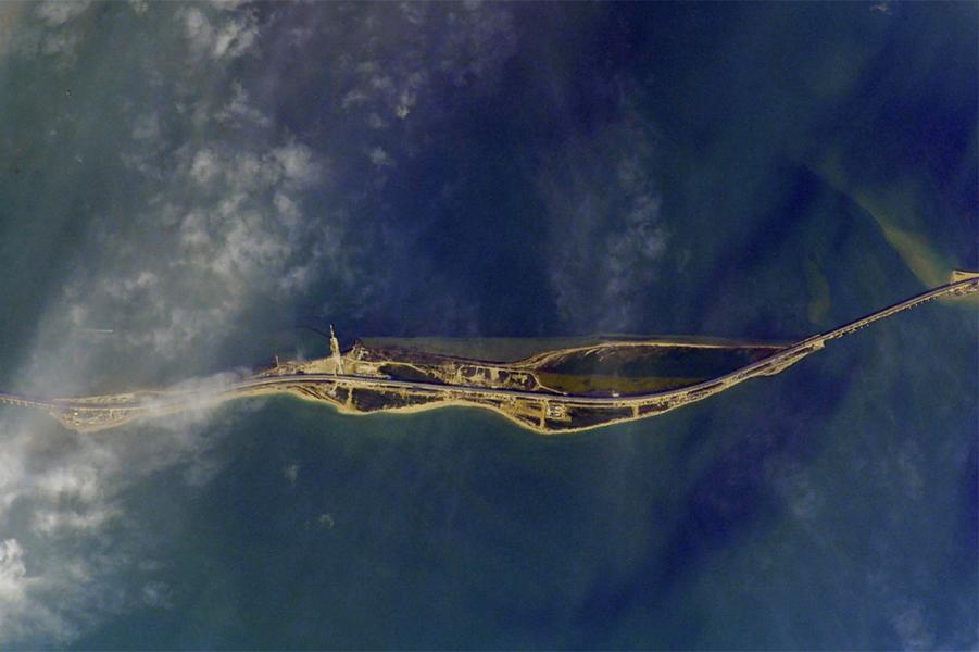 Крымский мост прошел испытания. Можно ехать