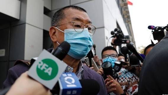 Гонконгским банкирам пригрозили тюремным сроком за операции с активами Джимми Лая