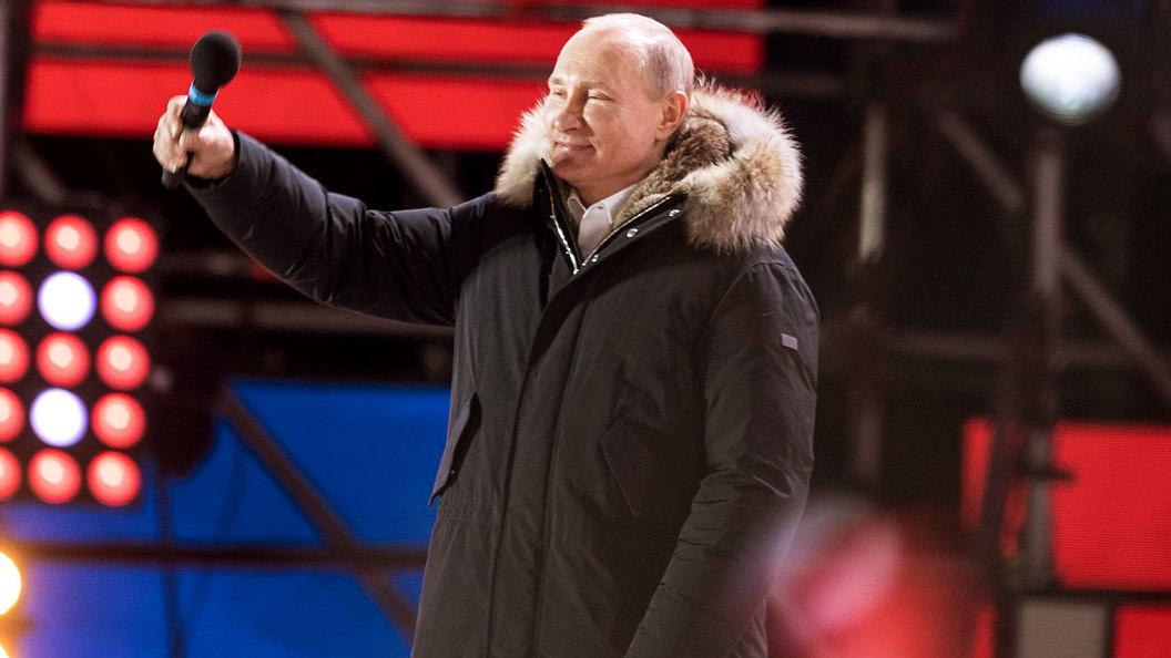 Русским повезло и миру тоже: Международная реакция на победу Путина