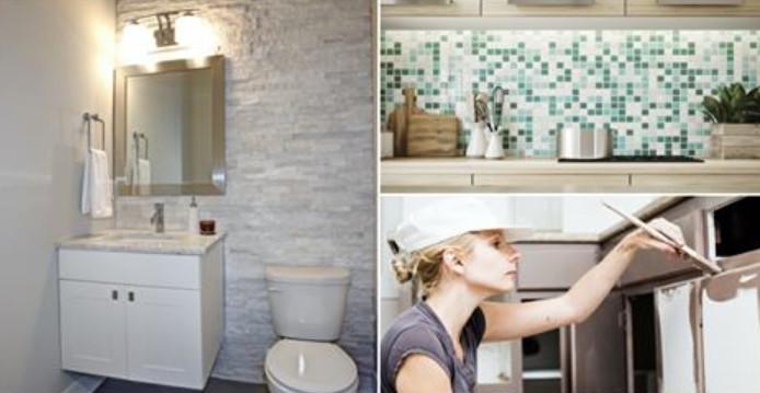 16 недорогих способов полностью преобразовать ваш дом…