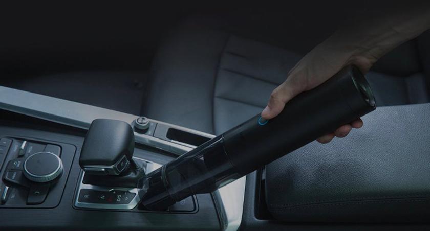 Xiaomi Roidmi Portable Vacuum Cleaner Nano: беспроводной ручной пылесос мощностью 60 ватт xiaomi,бытовая техника,пылесосы,технологии