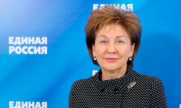 Карелова: В первый день недели приемов в приемные Председателя Партии обратились более 18 тыс. человек