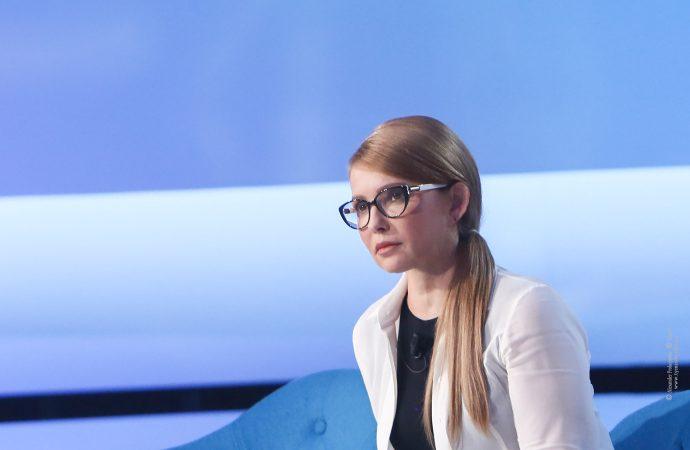 Стало известно о состоянии заболевшей COVID-19 Тимошенко