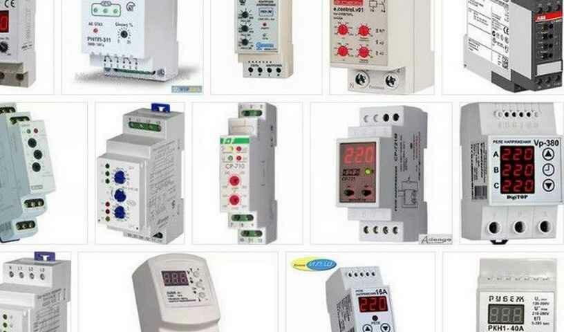 Тонкости выбора реле напряжения на весь дом и квартиру полезные советы,реле напряжения,электросети