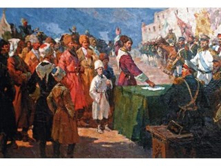 Кавказ в составе России. Историческая справедливость история