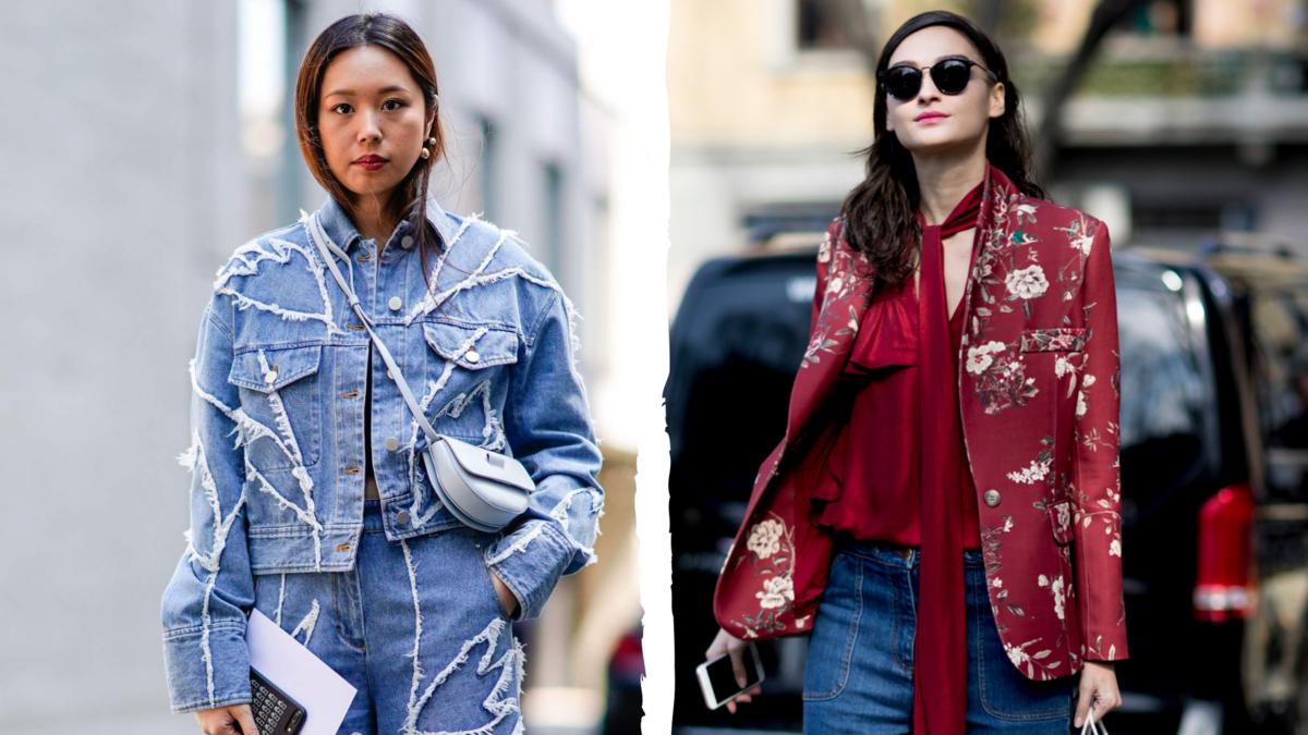 Какие джинсы будут в моде весной 2021