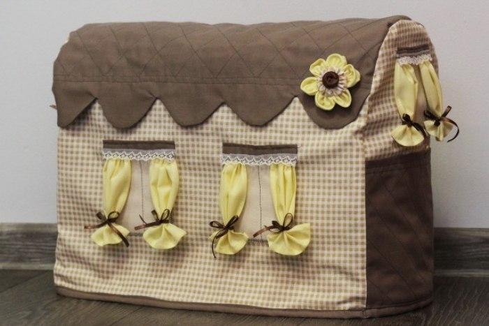4fef0397d54c Чехлы для швейной машинки, идеи для вдохновения