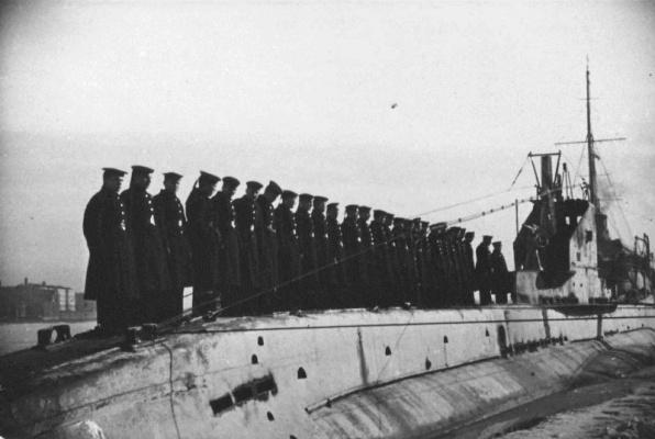 Найденная уострова Найссаар подлодка может оказаться советской Щ-317